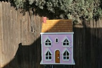 white, brown, and purple dollhouse Whittier, 90601