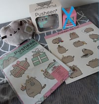 all brand new - Pusheen the cat bundle Burnaby