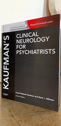 Clinical Neurology for Psychiatrists (Kaufman, 7th edition)