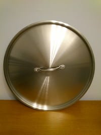 New 14-inch Stainless Steel Lid West Springfield