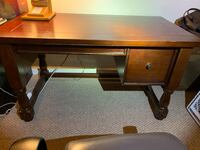 Pottery Barn Desk and Chair Reston