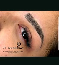 Microblading bokd brows artist from phi academy Richmond Hill, L4C 3T1