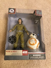 Collectible Star Wars Elite Series - Rose and BB-8 - Die Cast Action Figure (BNIB) Toronto