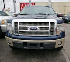 Ford - F-150 King Ranch - 2012