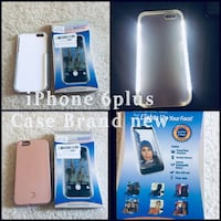 iPhone 6plus case Brand new LED Light  Burnaby, V5H
