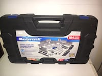 Mastercraft Socket & Tool Set 537 km