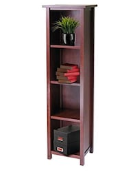 Winsome  Milan Storage Shelf or Bookcase 5-Tier, Tall Brampton, L6V 4K9