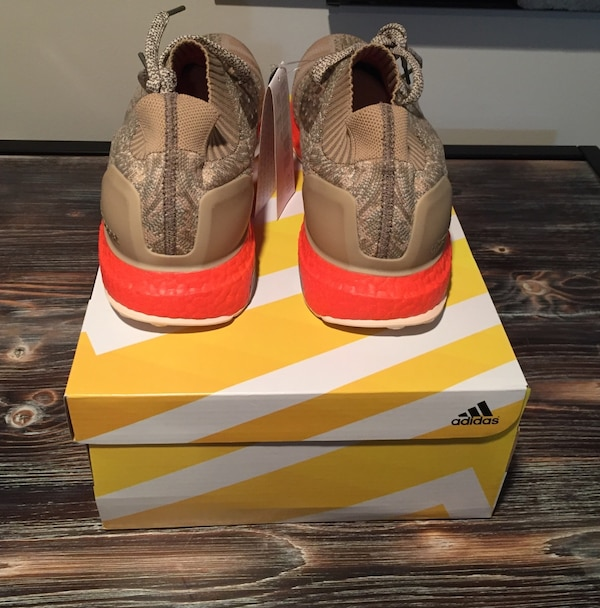 e28df23d485 Used Adidas ultra boost tan orange PK for sale in Chicago - letgo