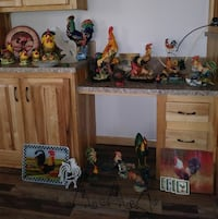 Kitchen rooster collection