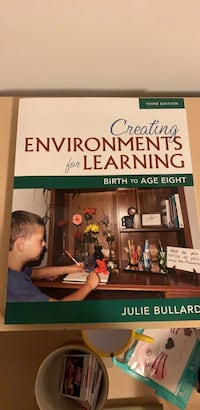 Creating environments for learning Toronto, M1L 4E5