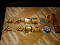 Vintage coors beer lapel pins Stockton, 95205