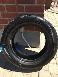 black and gray car tire St Catharines, L2T 4A6