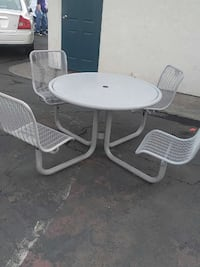 patio table and chairs  El Cajon, 92021