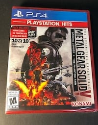Metal Gear Solid V Definitive Experience New! Toronto, M3J 1C6