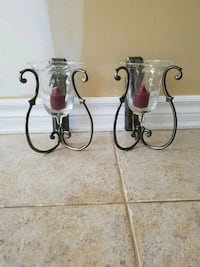 Candle wall holders Laval, H7Y 2G6