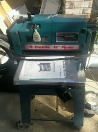 Makita planer Independence