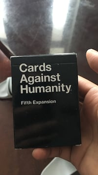 Cards against humanity expansion pack  Mississauga, L4Z 0A5
