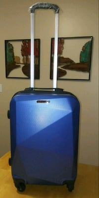 """Expandable, Spinner, Code Lock Carry on 20"""".  Stamford, 06906"""