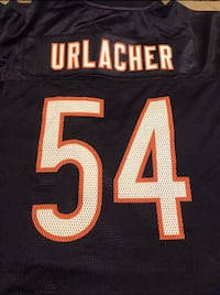 URLACHER MENS JERSEY SIZE XL