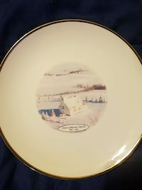 Beautiful handcrafted plate Shelton, 98584