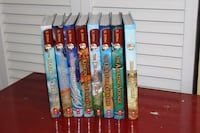 Geronimo Stilton - The Kingdom of Fantasy 8 books Glen Burnie, 21060