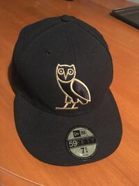 OVO Owl Fitted hat Kingston, K7M 8M7