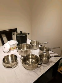 8 piece kitchen set