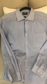 gray and white button-up dress shirt Laguna Woods, 92637