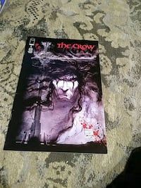 Crow issue 1