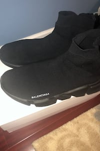 Balenciaga speed trainer size 11 fits 10-11 兰利, V1M 2M1