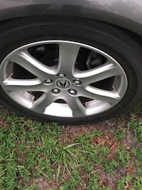 Tsx wheels with tires