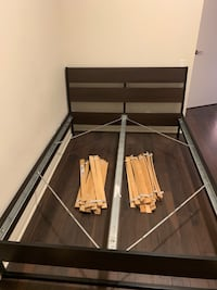 Queen size IKEA bed frame Toronto, M9B