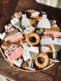 Custom Sugar cookies Delhi