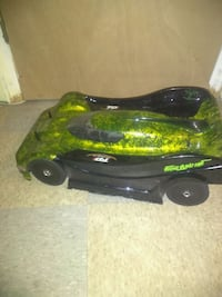 black and green car toy Elmont, 11003