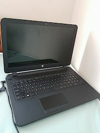 black HP laptop & you have to pick it up Woburn, 01801