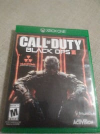 Call of Duty Black Ops 3 Xbox One game  Anderson, 29626