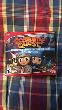 Costume Quest toy box