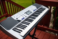 Almost new Casio Keyboard New Carrollton, 20784