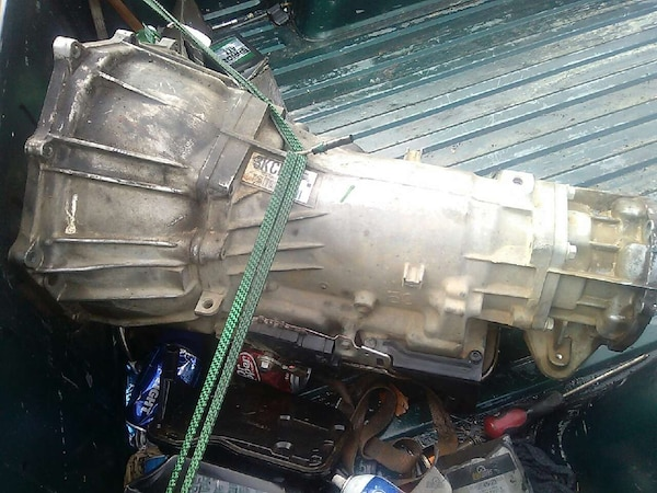 4L60E Transmission For Sale >> 4l60e 4x4 Transmission Used