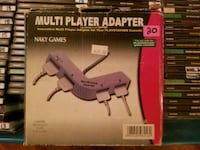 Multi Player Adapter for PS1  Vaughan, L4L