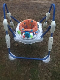 Baby's white and blue jumperoo Accokeek, 20607