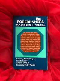 The Forerunners: Black Poets in America Hyattsville, 20782