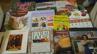 Cookbook Collection ! Over 45 books! Great Lot