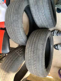 Michelin tires 215 55R 17