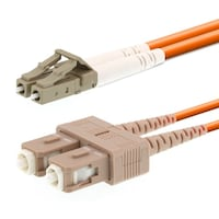 SC-LC MM DX 50/125 PATCH CORD 2M