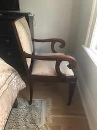 Champagne French Antique Chair Toronto