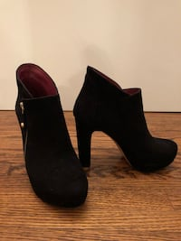 Black Booties from Europe - Size 9 Toronto, M9A 2N8