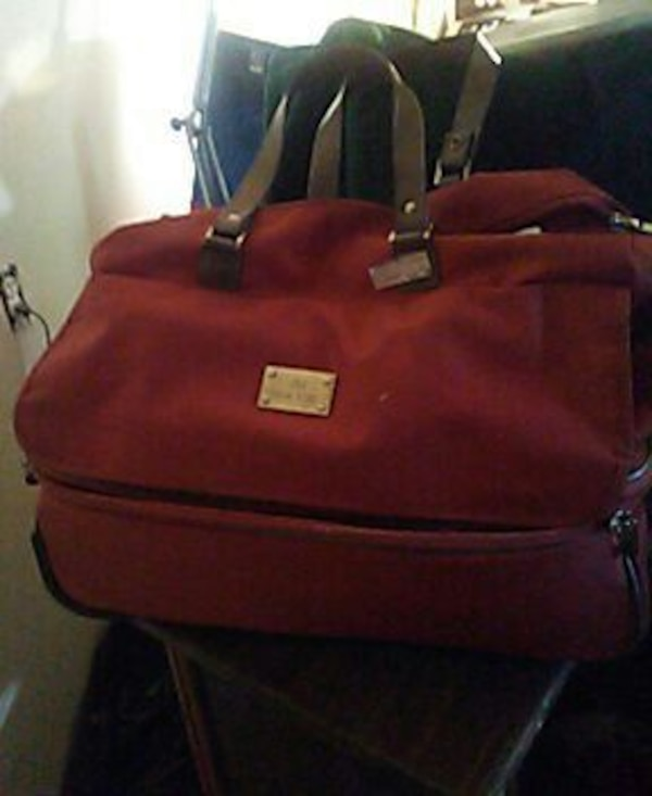 573a40362c79 Used JM NEW YORK EXL TRAVEL BAG for sale in Vancouver - letgo