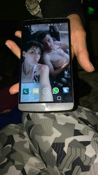 Gris LG  g3 16g smartphone android