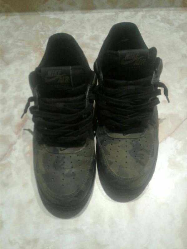 Camouflage Air Forces sz 8